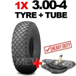 3.00-4 Sack Truck Tyre HEAVY DUTY