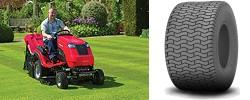 Tractor & lawn mower Tyres
